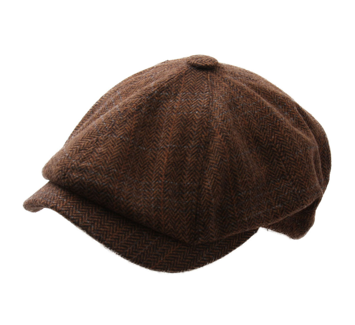 Casquette stylé tendance Hatteras Italie Newsboy Italy