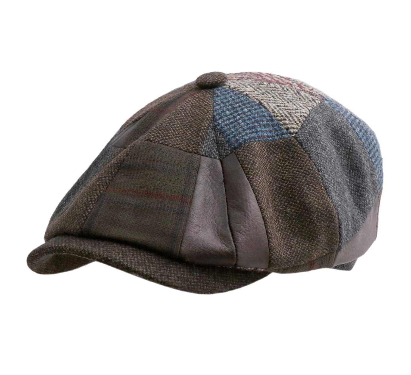 casquette patchwork stetson Patchwork Check
