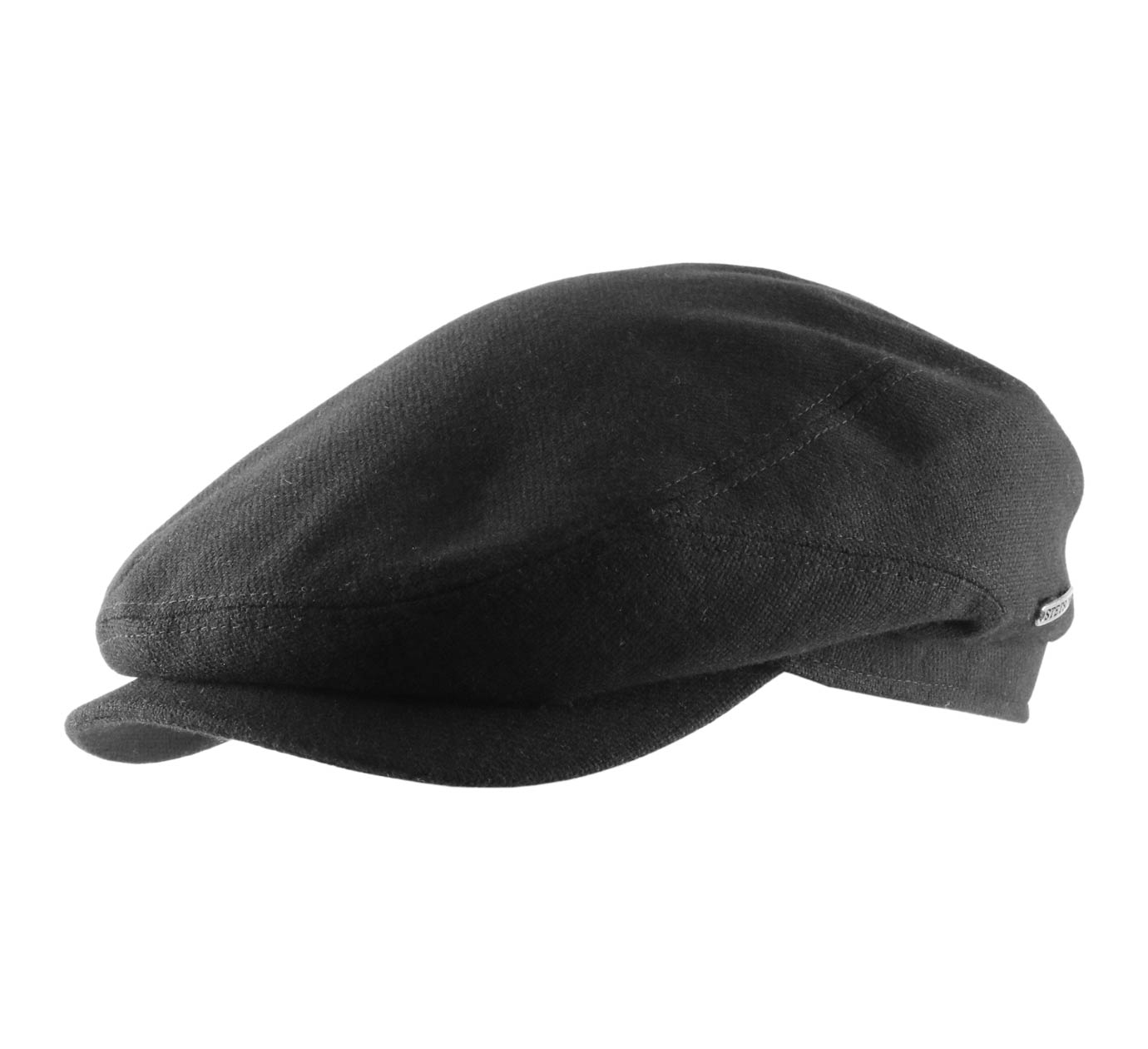 Casquette anglaise Driver cap Virgin Wool/ Cashmere