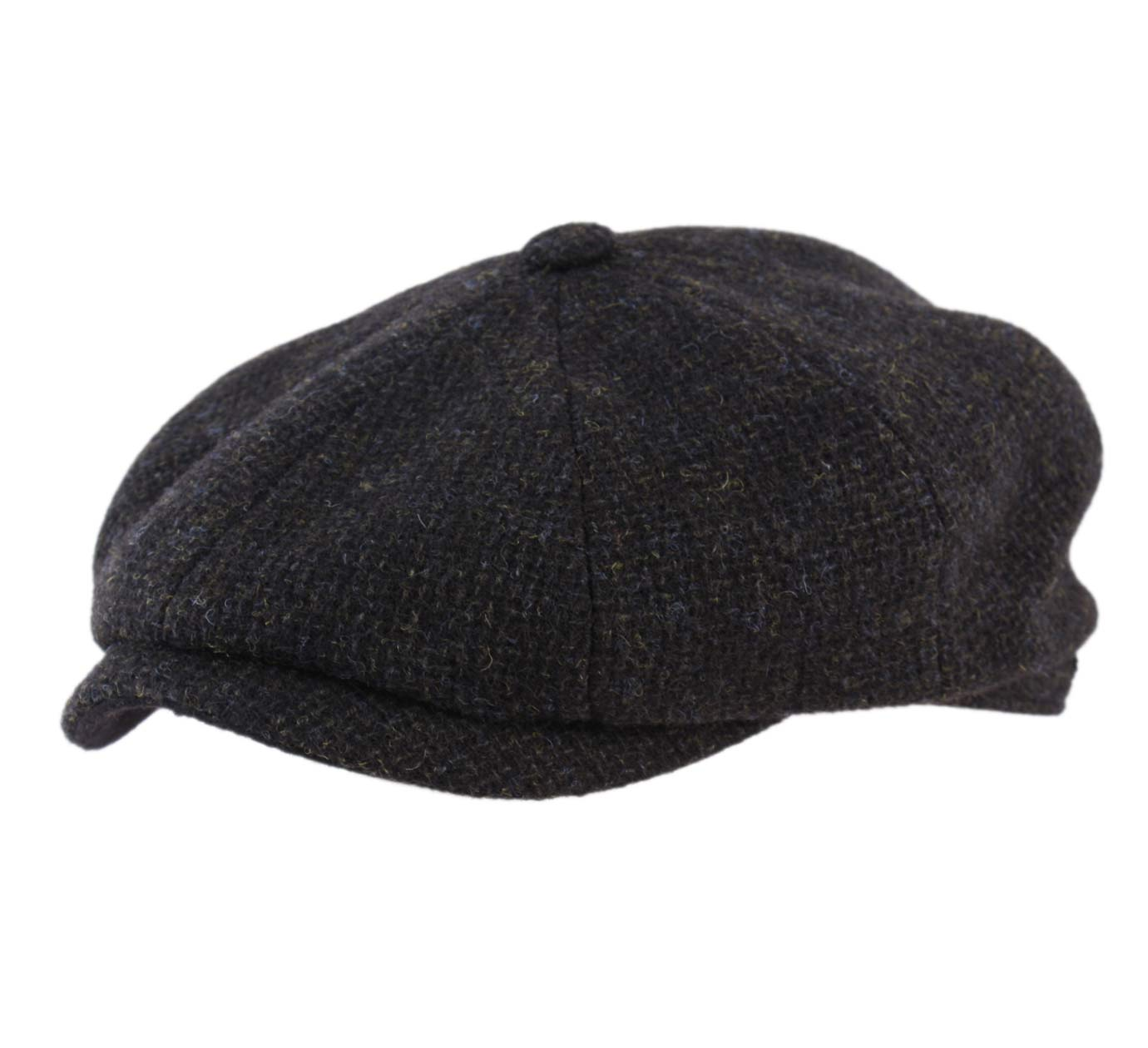 casquette stetson 8-panel Wool