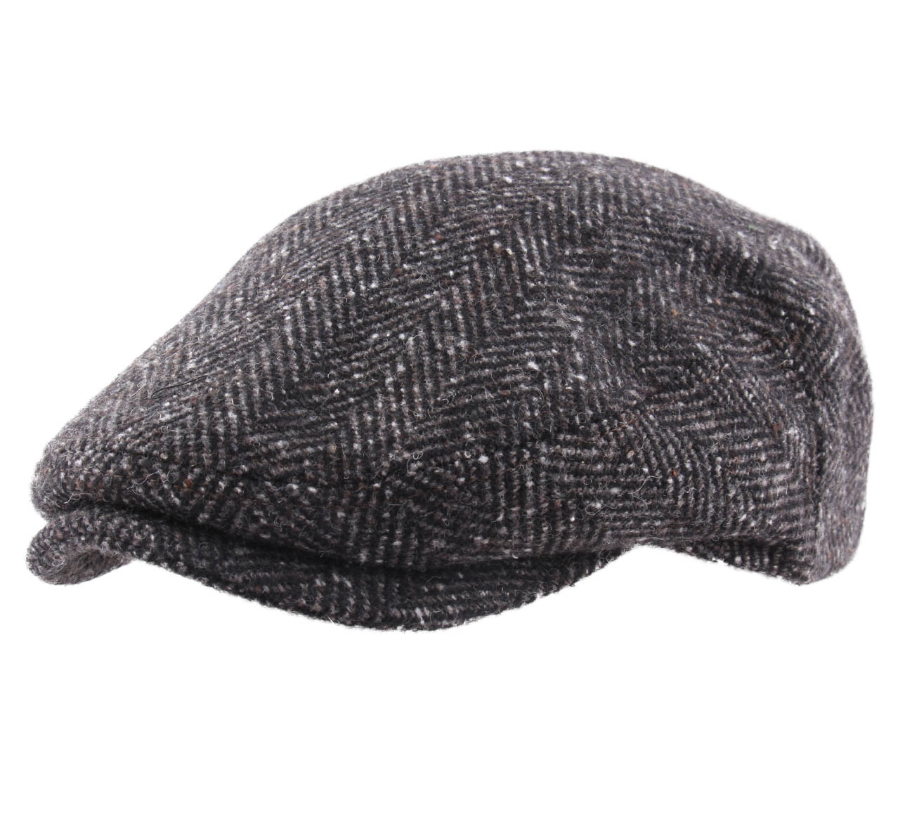 Casquette fashion Tweed
