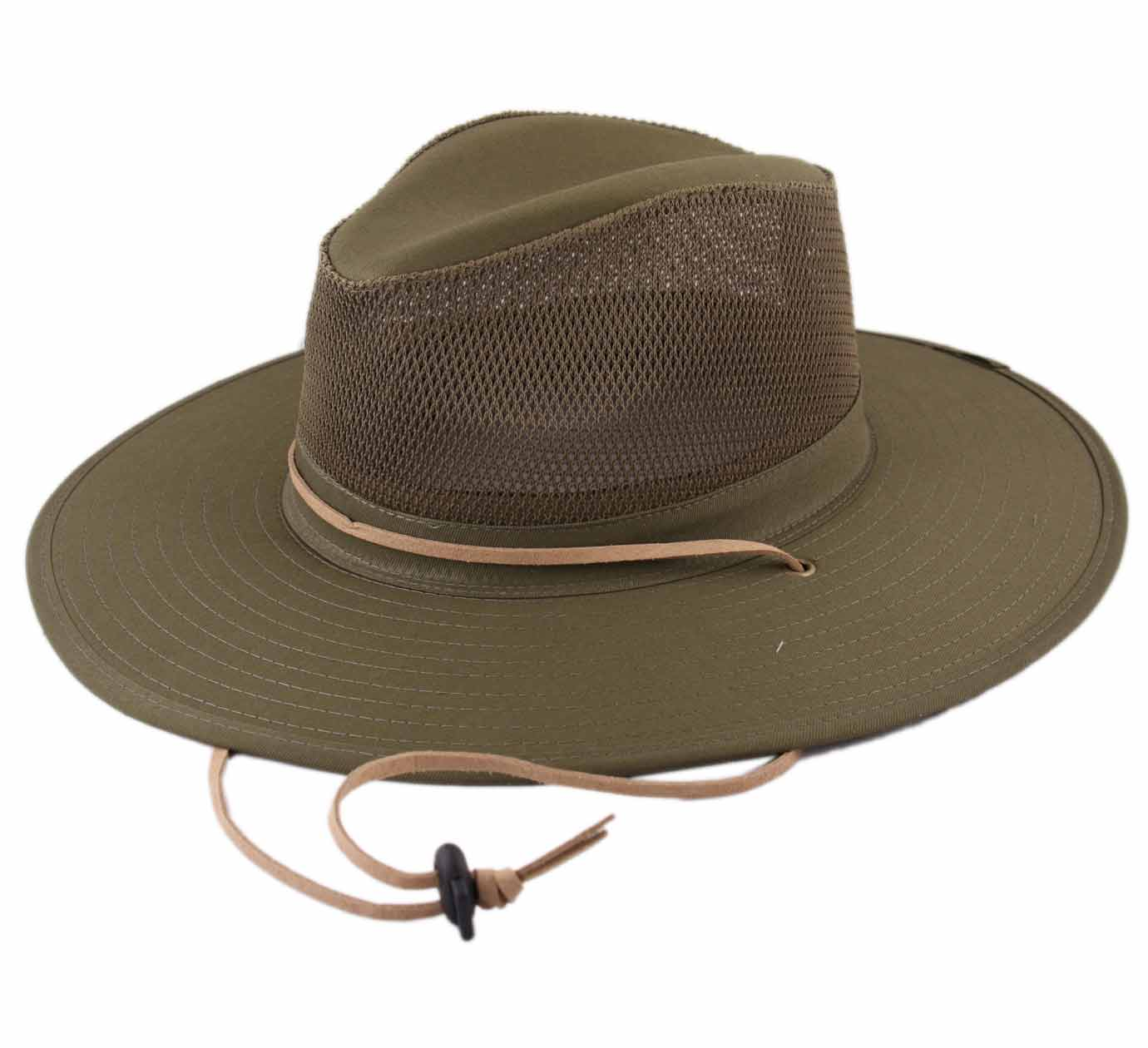 chapeau safari Pike