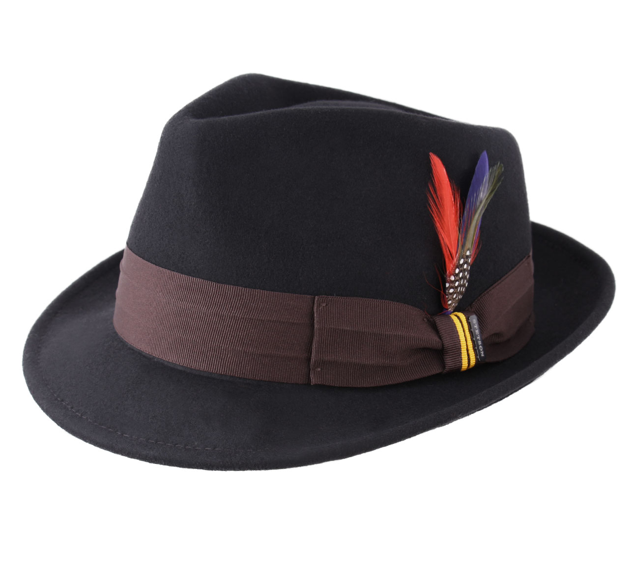 trilby Stetson Paul's habit