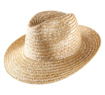 Nude Fedora Paille Classic Italy