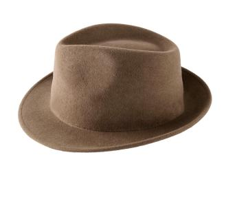 Mon Trilby Large B Couture
